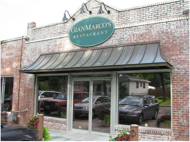 Gianmarco S Restaurant 721 Broadway Street Homewood Al 35209