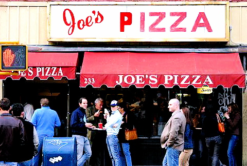 Joe's Pizza - Pizza Restaurant - New York, NY 10014
