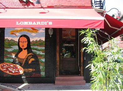 Lombardi's Pizza - Pizza Restaurant - New York, NY 10012