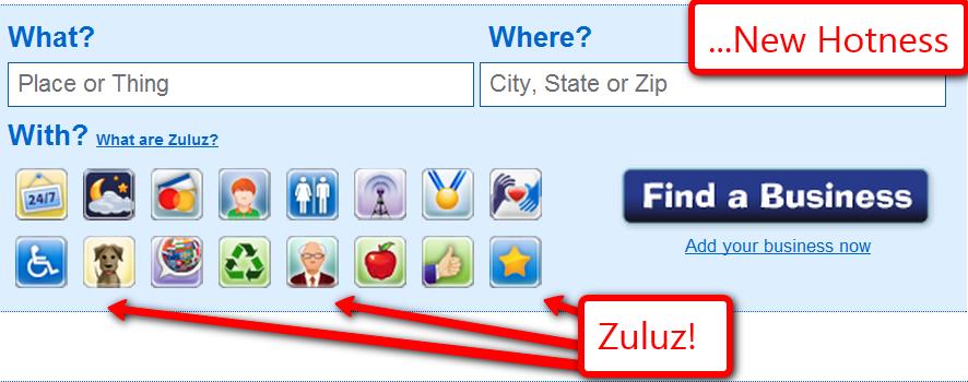 Zuluz - New Hotness