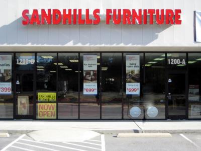 Sandhills Furniture Furniture Store Aberdeen Nc 28315