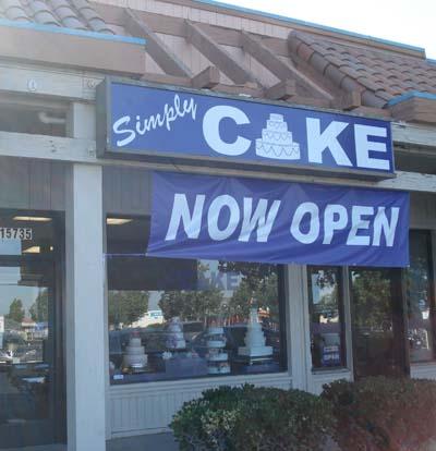 Simply Cake Hesperia Ca