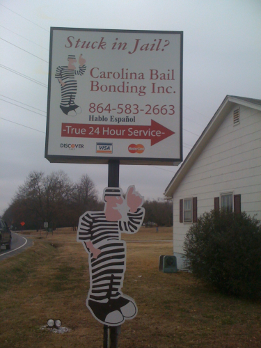 Carolina Bail Bonding Inc