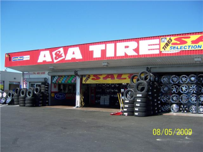 New Tires, Used Tires, Tire Installation and Tire Repair - Chicago