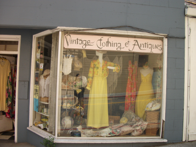 a la mode vintage vintage clothing store grass valley