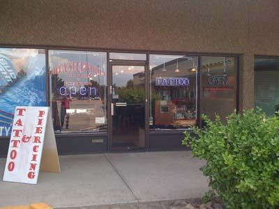 The underworld tattoo tattoo shop northglenn co 80234 for Best tattoo shops in denver co