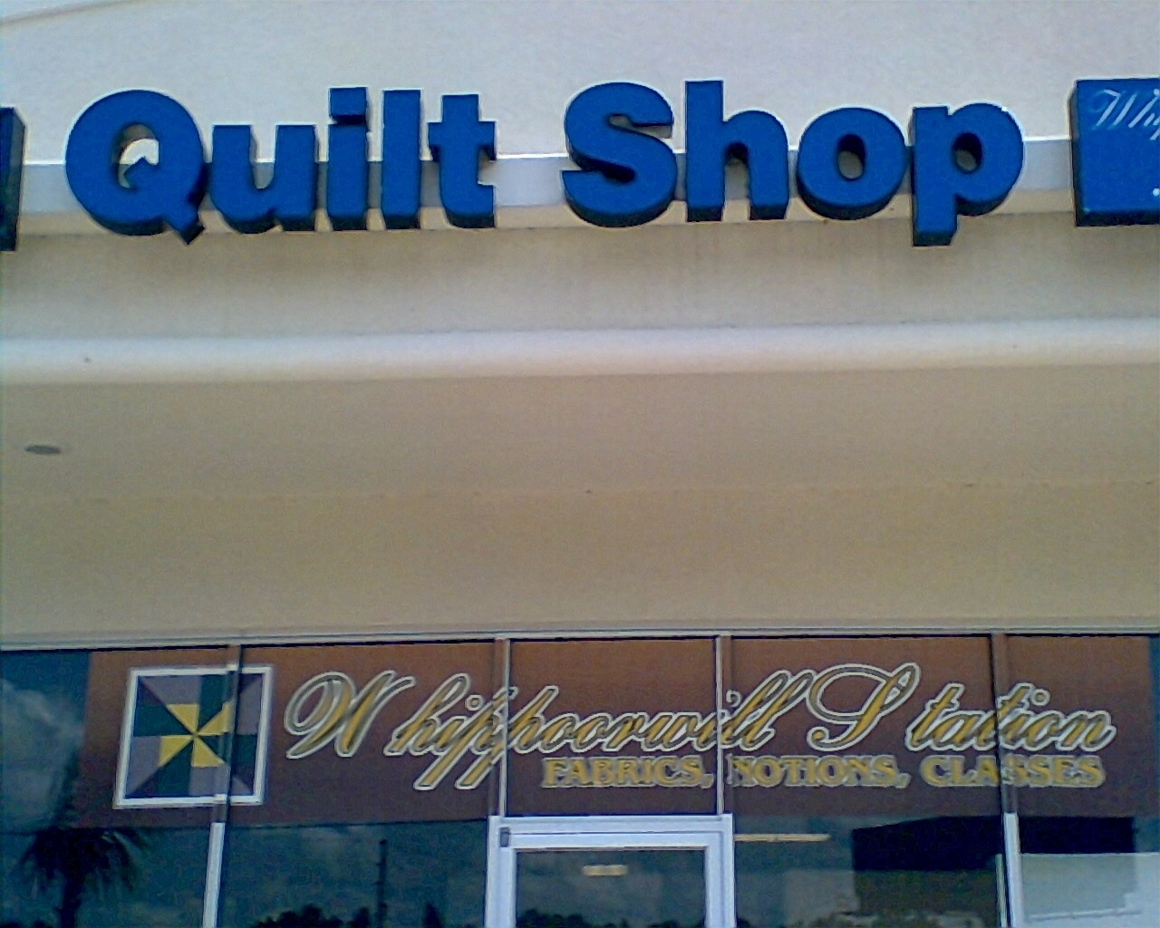 Whippoorwill Station Quilt Shop Belleview Fl 34420