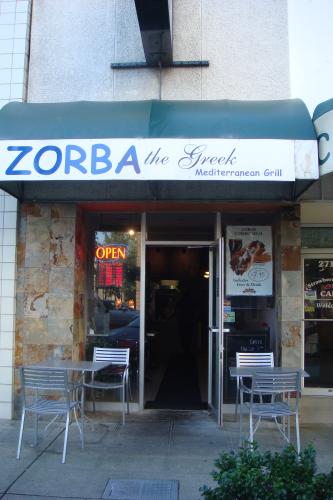 Zorba The Greek Restaurant Everett Wa 98201