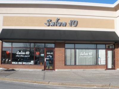 Salon 10 hair salon blaine mn 55434 - Hair salons minnesota ...