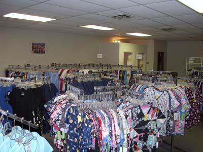 Scrub Uniform Store 102