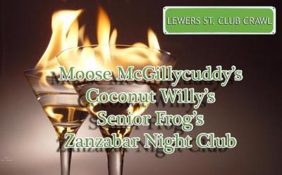 Lewers Street Club Crawl - Bar - Honolulu, HI 96815