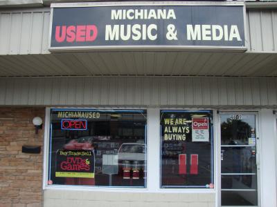 Michiana Used Music Media Used Cd Store Mishawaka In 46545