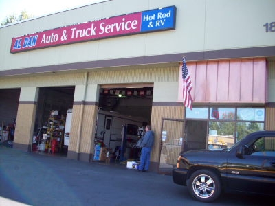 Auto Repair Redmond on Al Dan Auto   Truck Service Hot Rod   Rv   Auto Repair Shop   Redmond