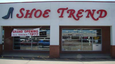 Shoe Trend Store Indianapolis