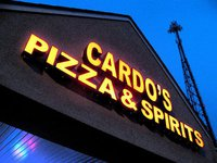 Cardo's Pizza & Spirits