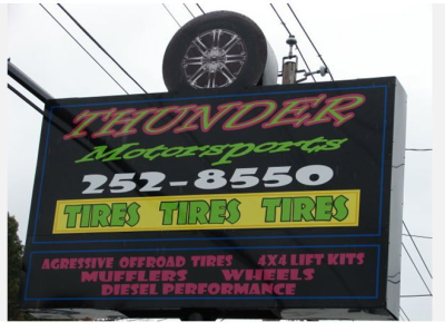 Asheville Tire Shop