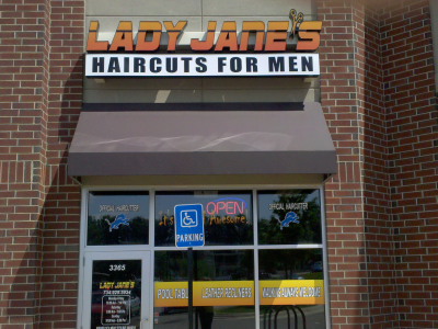 Barber Ypsilanti : Lady Janes Haircuts For Men - Barber Shop - Ann Arbor, MI 48104