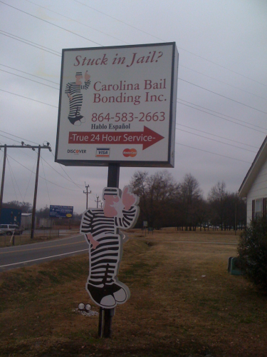 Carolina Bail Bonding Inc in Spartanburg