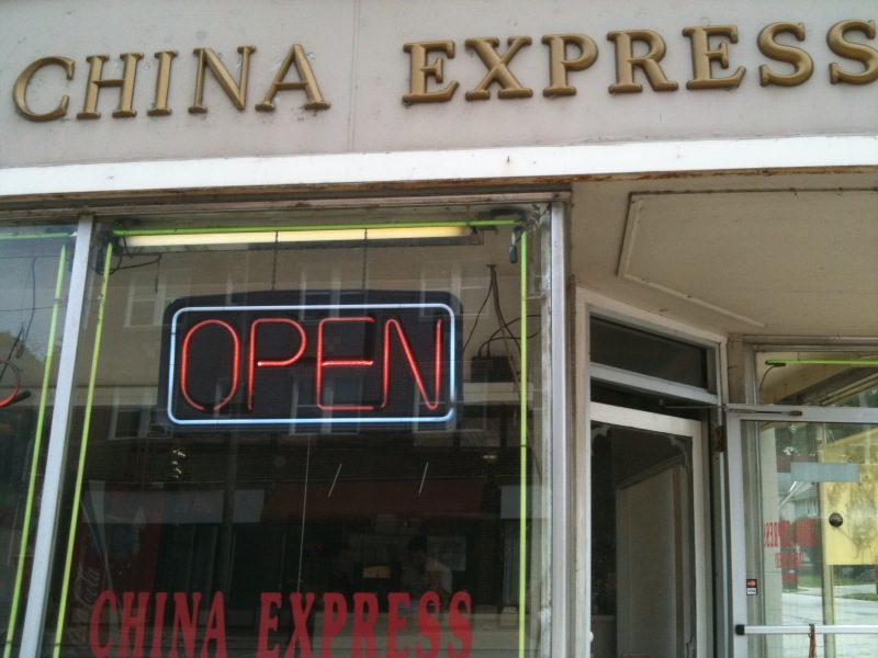 China Express Chinese Restaurant Lakewood Oh 44107