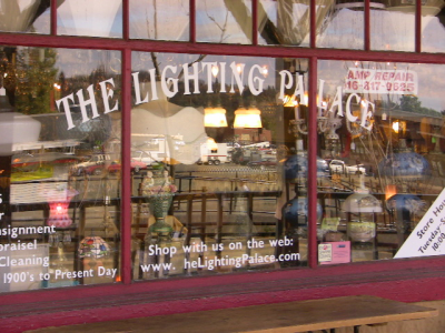 The Lighting Palace Lamp Repair Service Folsom Ca 95630