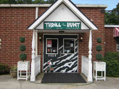 Thrill of the Hunt Antique Store Greensboro NC