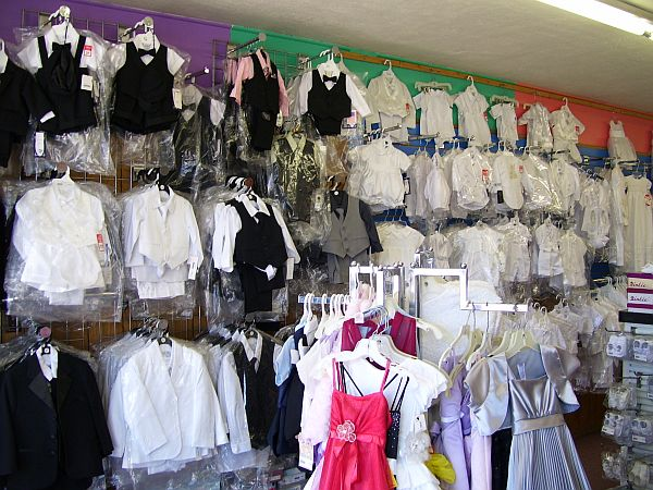 Clothing stores albuquerque
