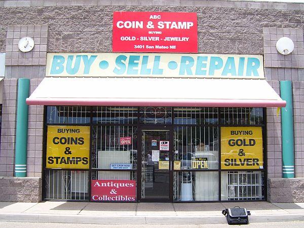 Abc Coin Amp Stamp Company Coin Dealer Albuquerque Nm 87110