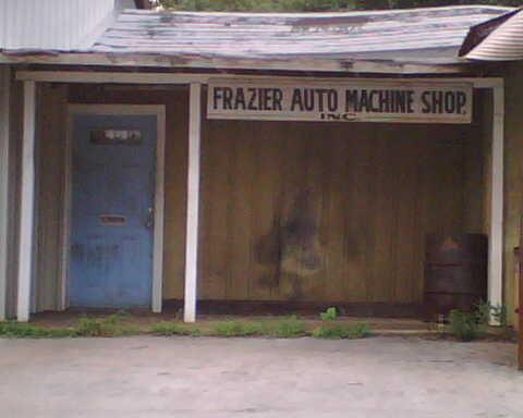 fraziers auto machine shop inc auto repair shop lawrenceburg tn 38464. Black Bedroom Furniture Sets. Home Design Ideas