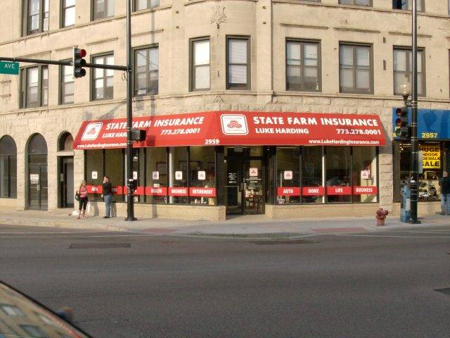 Luke harding state farm insurance insurance agency for Renters insurance chicago reviews