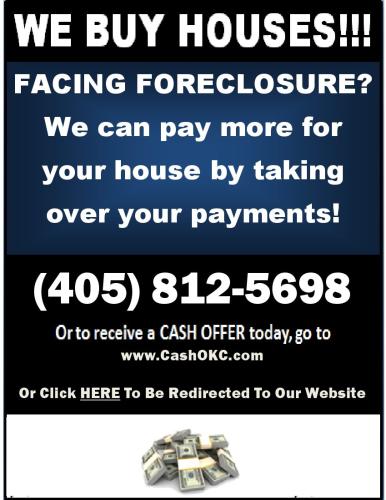 we buy houses cash real estate agency oklahoma city ok 73119. Black Bedroom Furniture Sets. Home Design Ideas